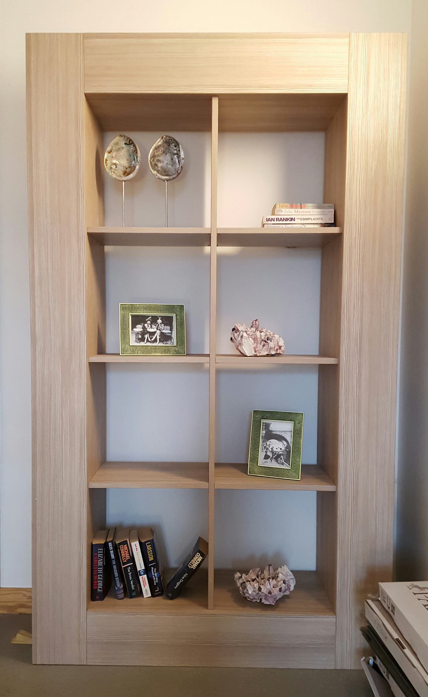 Framed Bookcase