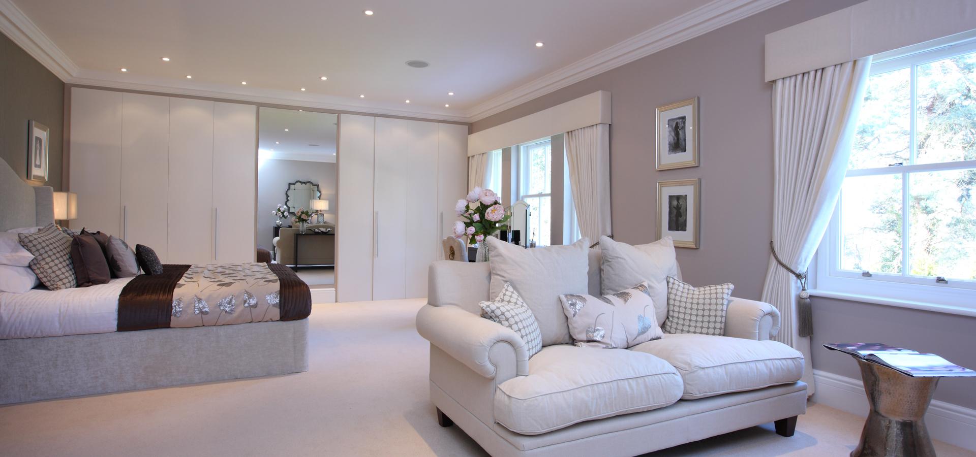 alfa - fitted bedroom furniture | wardrobes uk | lawrence walsh