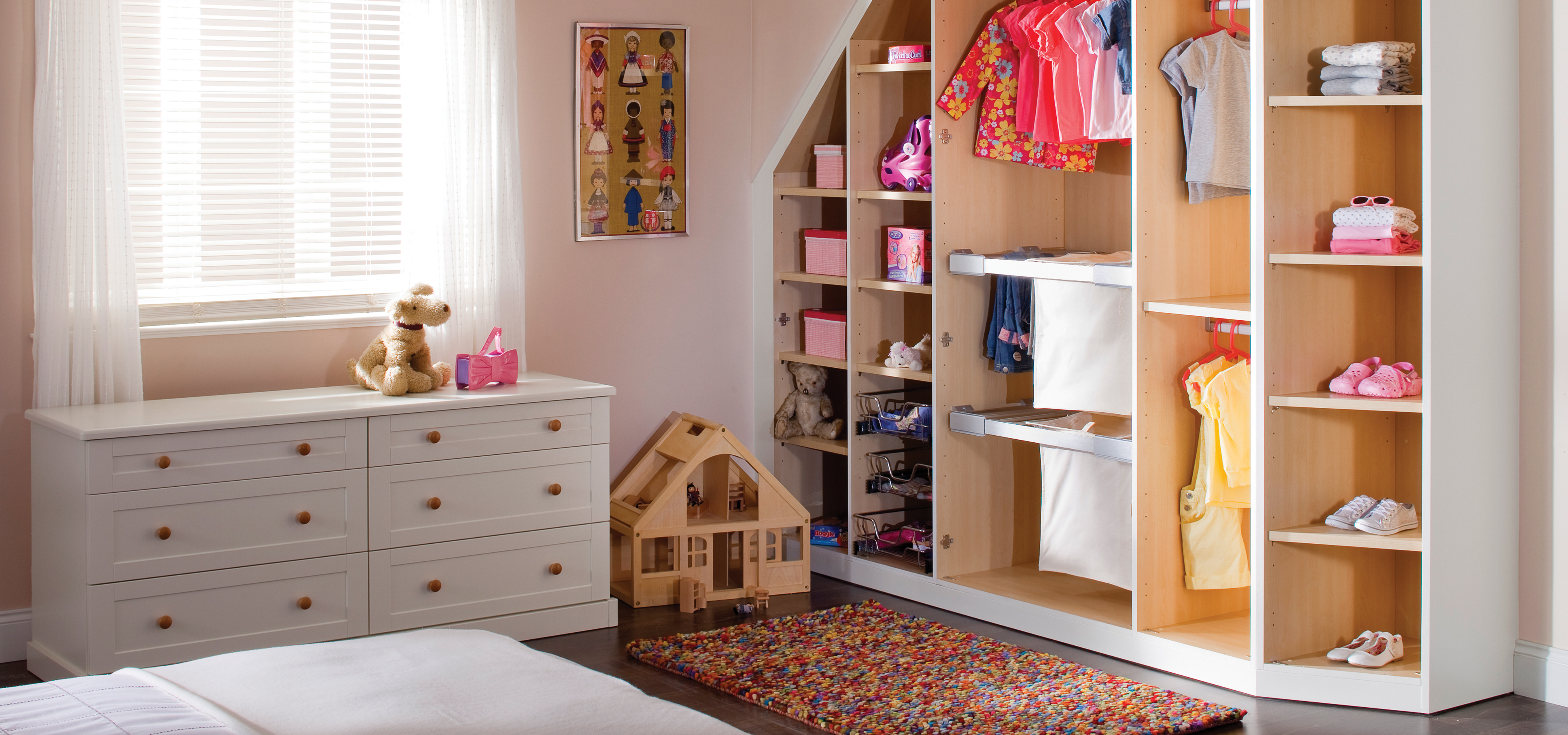 Interior Layout perfect for children
