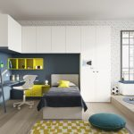 Modern children's bedroom