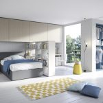 Modern Teenage room in muted colours